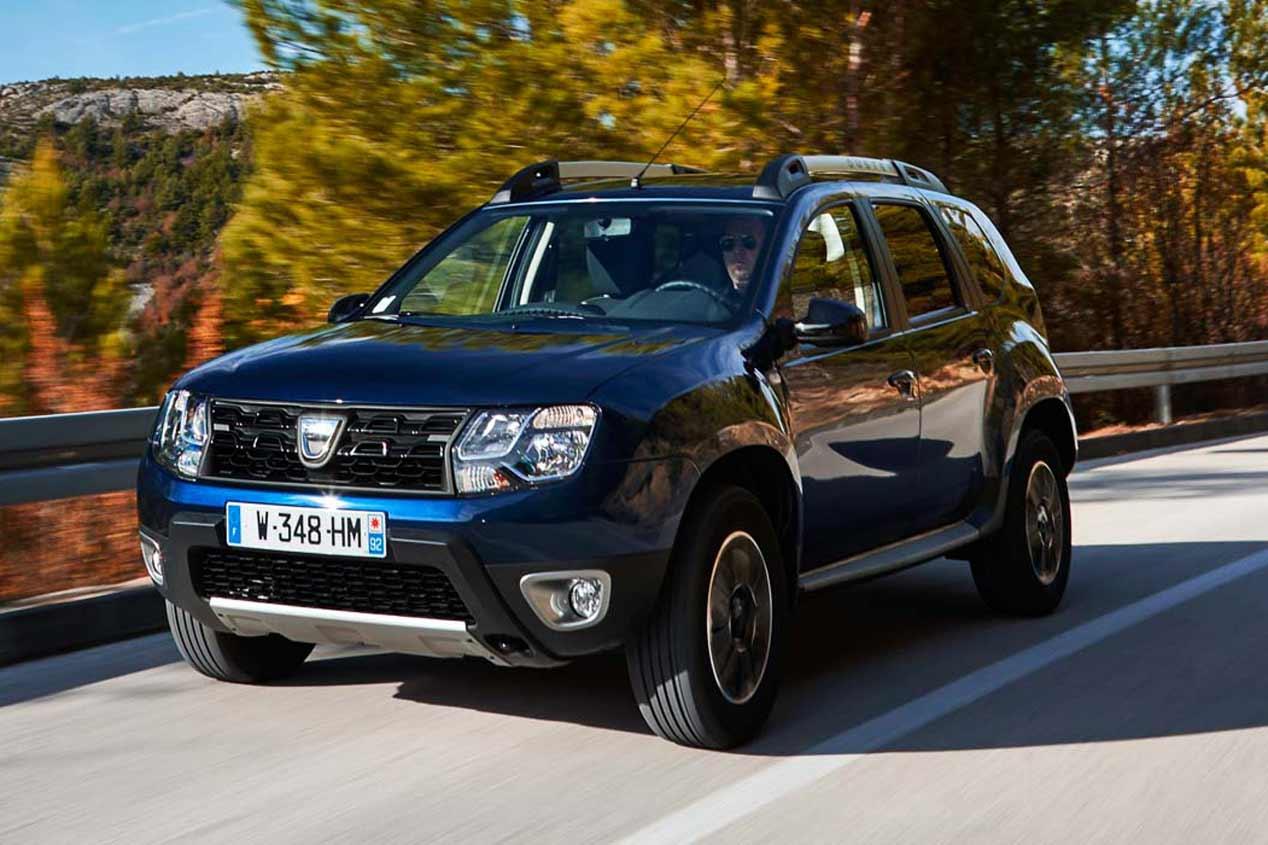 Dacia Duster y Suzuki Jimny, dos SUV económicos