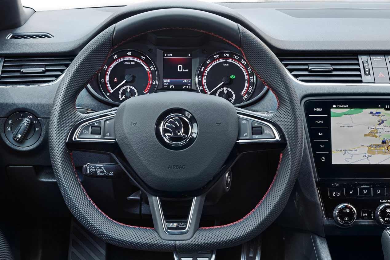 Skoda Octavia RS 245: las mejores FOTOS del Octavia más potente