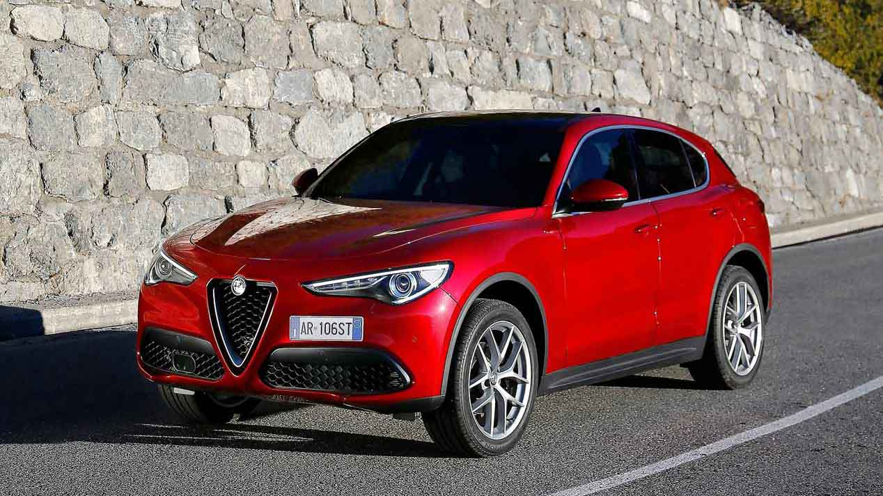 Alfa Romeo lanzará dos nuevos SUV en 2020