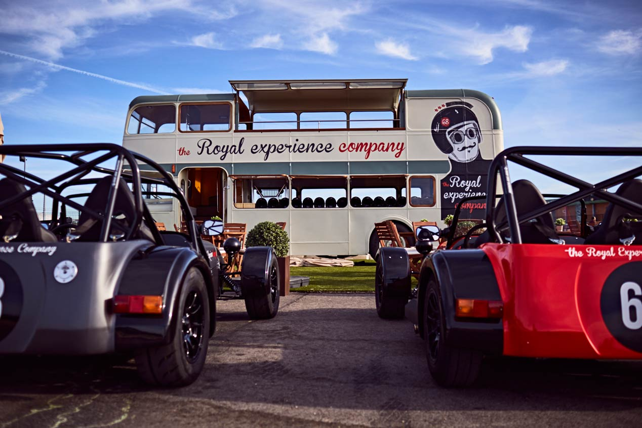 The Royal Experience Company, aprende a derrapar