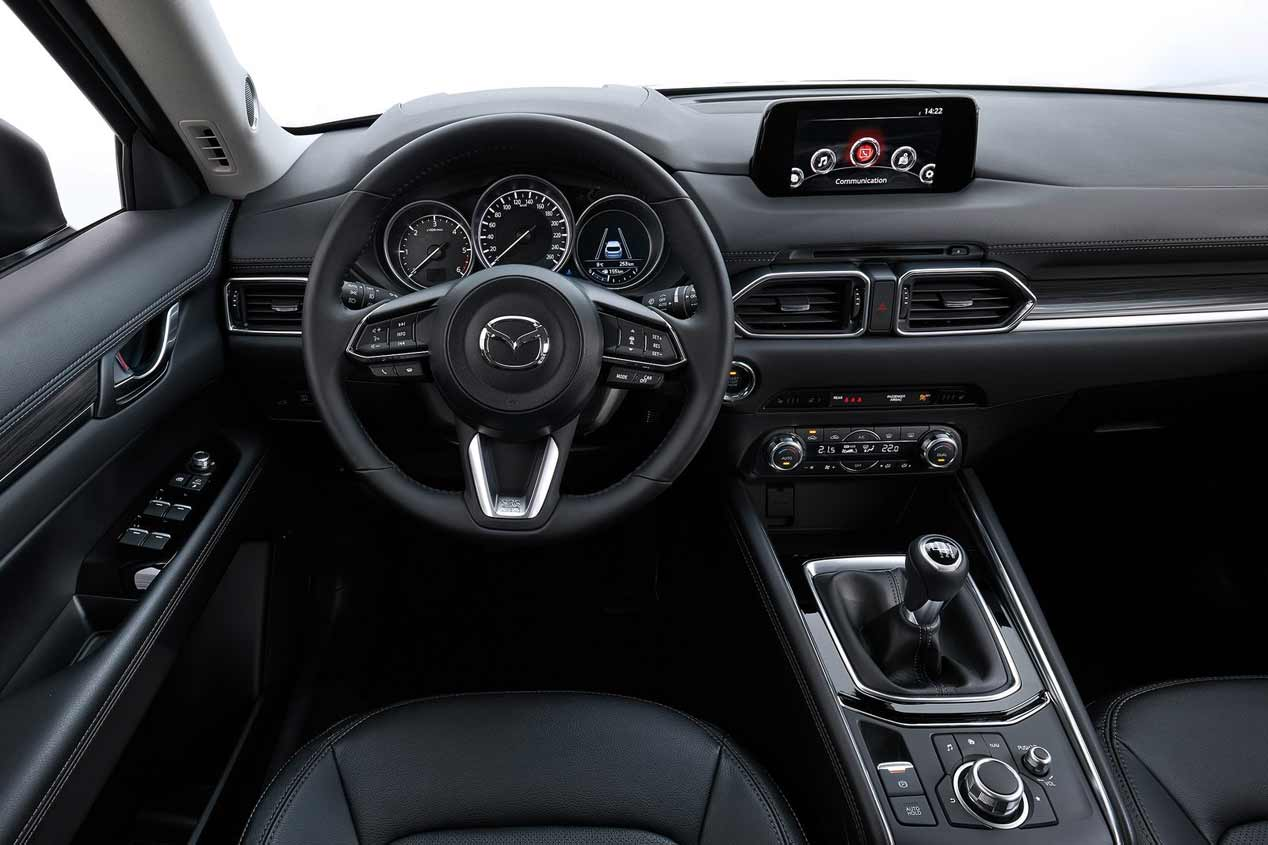 Mazda CX-5 Diesel Skyactiv manual
