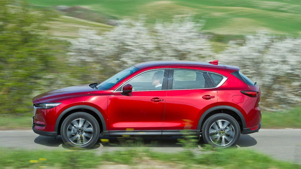 A prueba el Mazda CX-5 2.2 Skyactiv-D 175 AWD