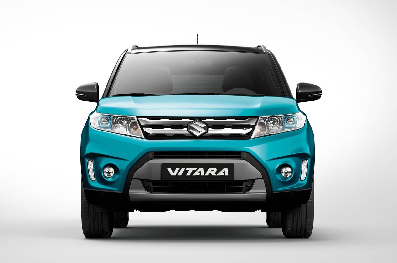 Suzuki Vitara, el juego de las personalizaciones