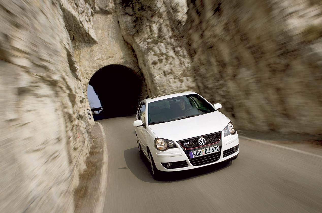 Volkswagen Polo, el coche más producido en España