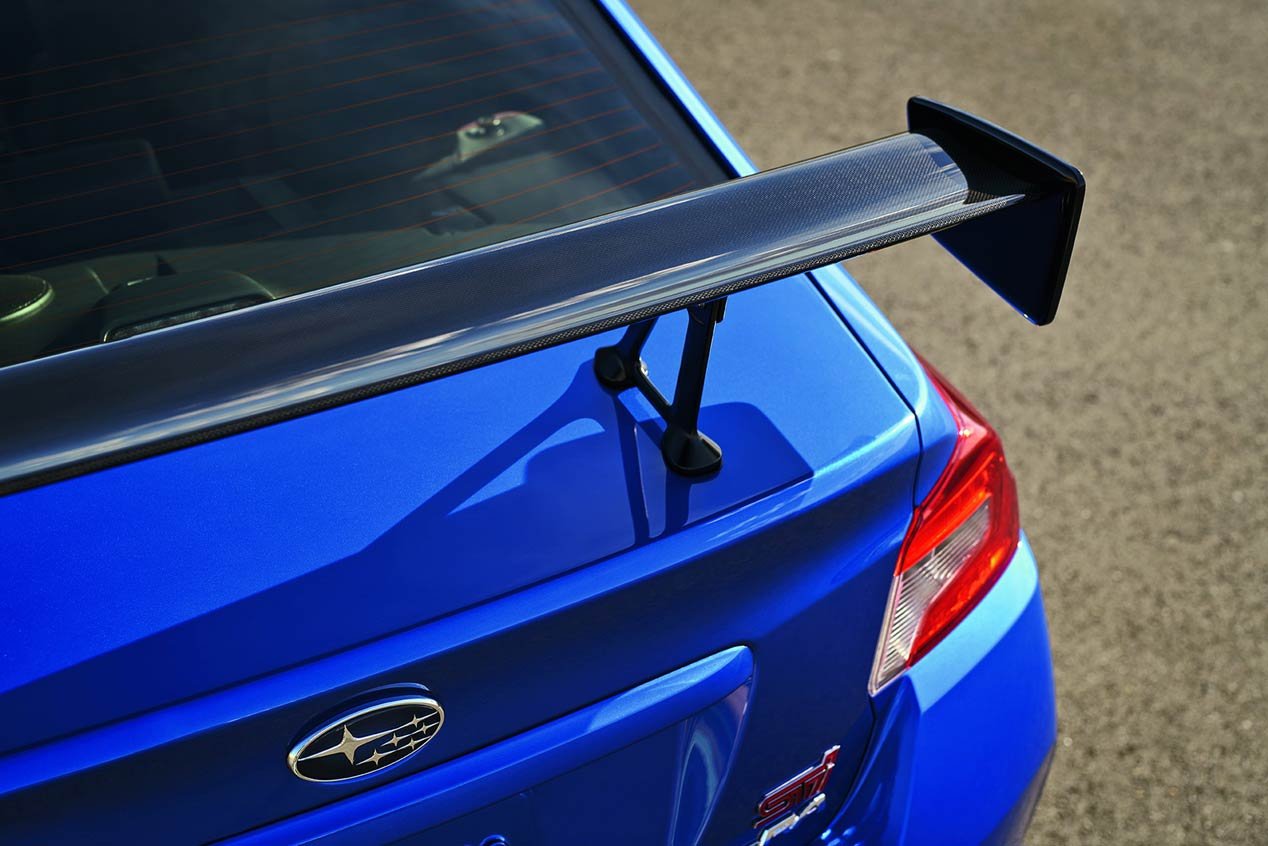 Subaru WRX STI Type RA y BRZ tS, para Estados Unidos