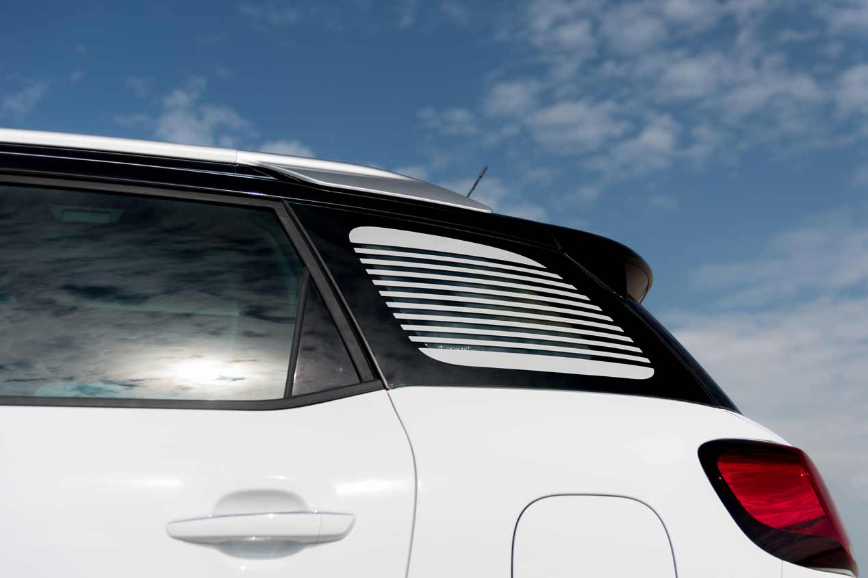 Citroën C3 Aircross, las mejores fotos del nuevo SUV
