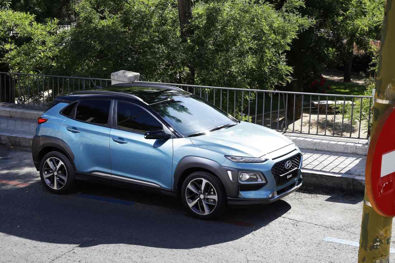Hyundai Kona: el nuevo SUV llega en septiembre