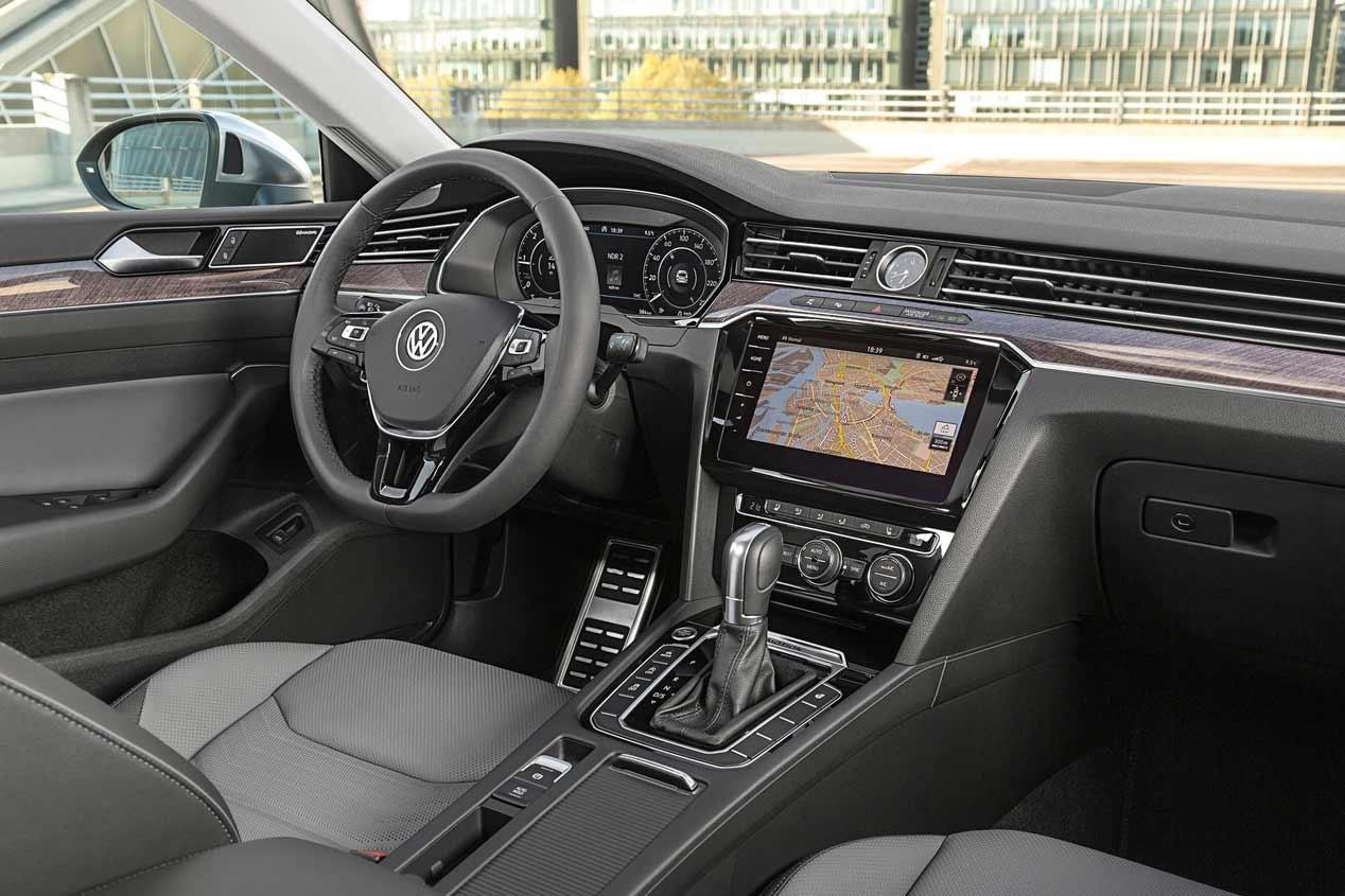 El nuevo VW Touareg llegará en noviembre de 2017