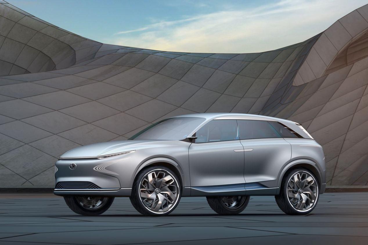 Hyundai lanzará otros dos SUV antes de 2020