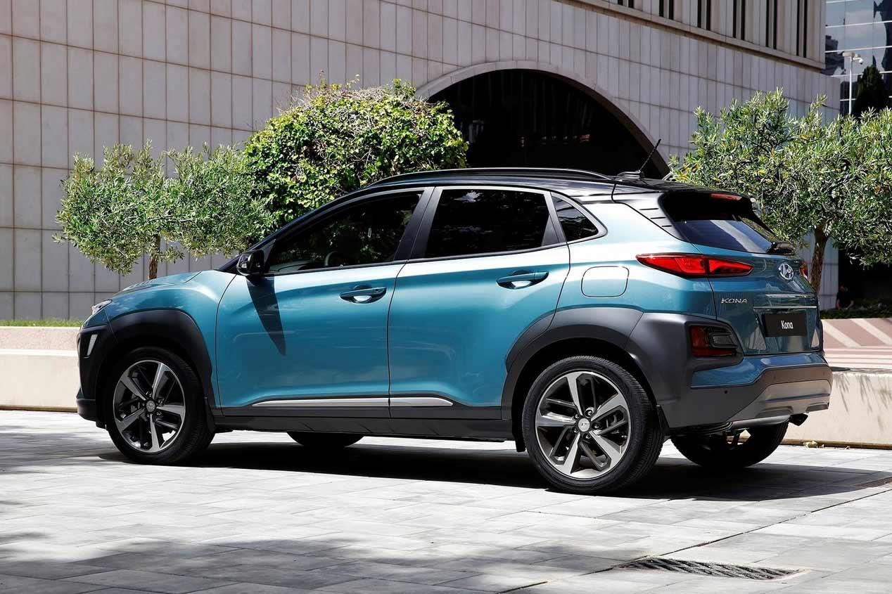 Hyundai Kona: nuevas y espectaculares imágenes del nuevo SUV