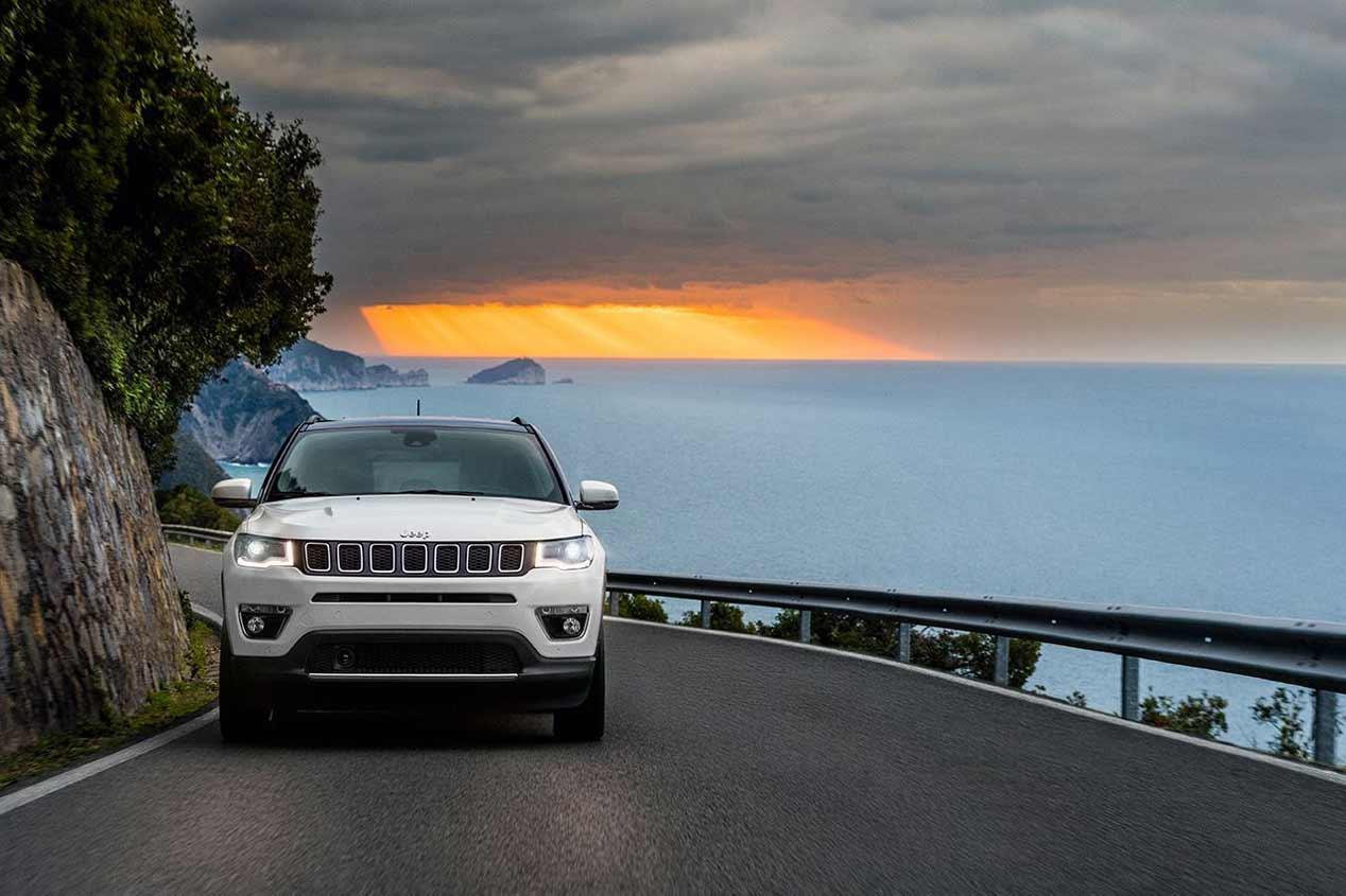 Jeep Compass 2017: conducimos un SUV muy 4x4