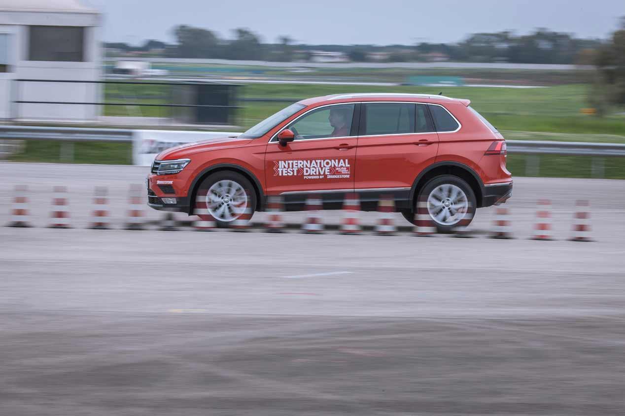 Prueba el VW Tiguan en el Test The Best SUV 2017