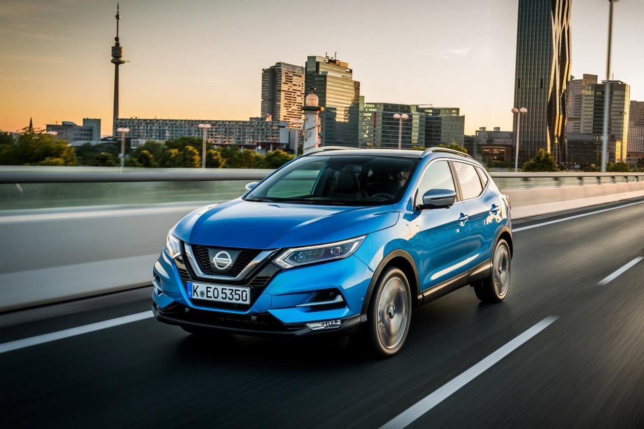Nissan Qashqai 2017: la renovación del SUV más vendido, en fotos