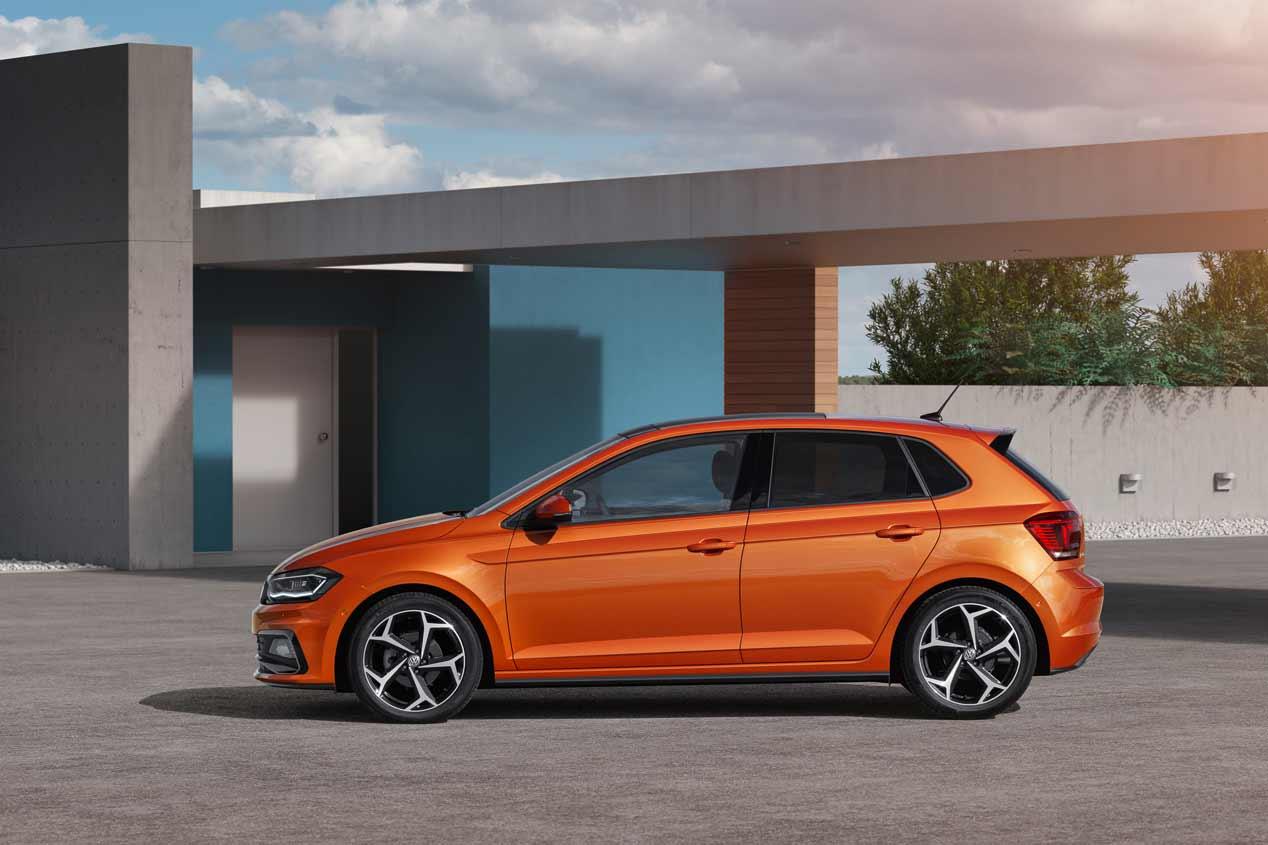 Aquí está la nueva generación del Volkswagen Polo