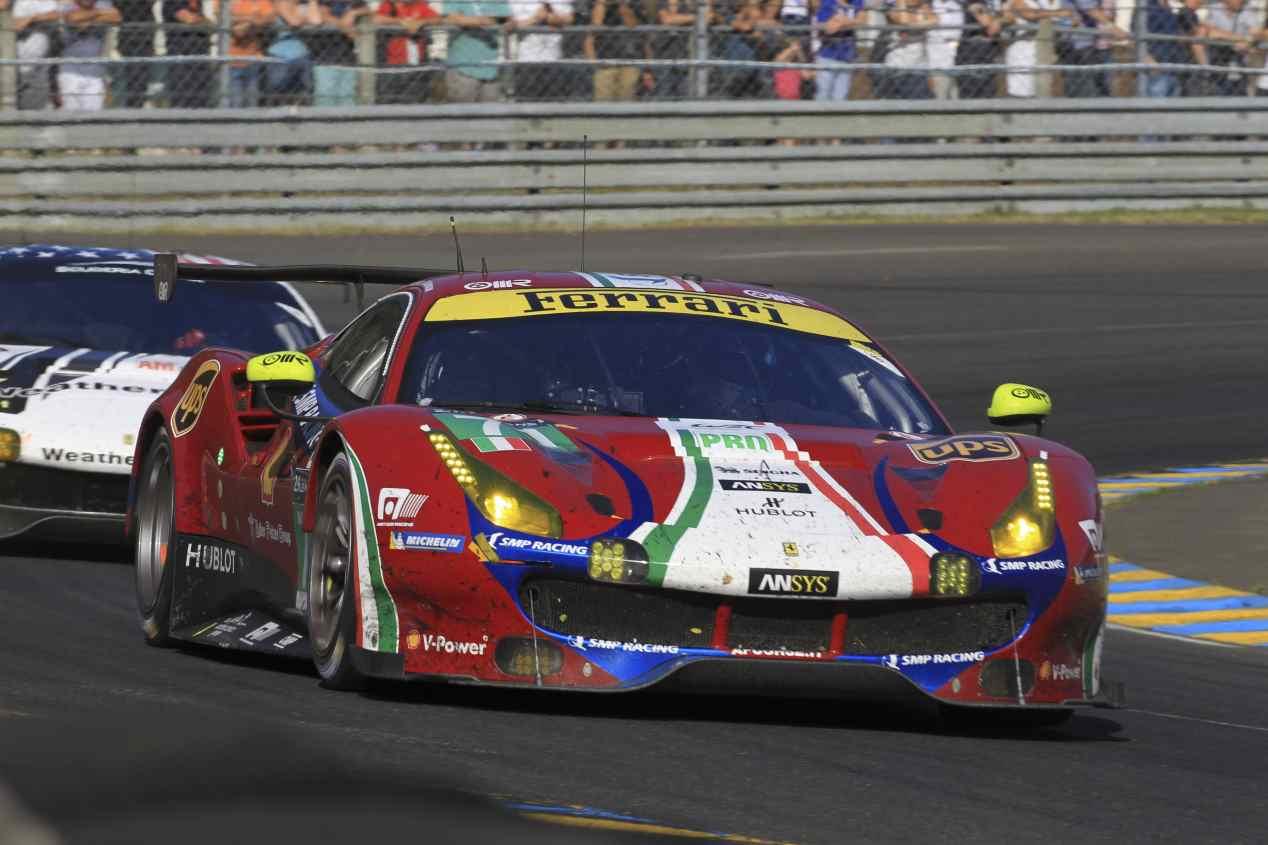 Las 24 Horas de  Le Mans 2017, en imágenes