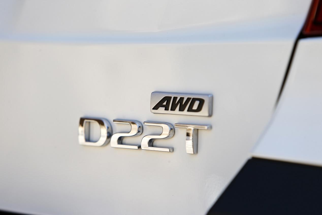 SsangYong Korando D22T 4x4 Aut.: primeras impresiones