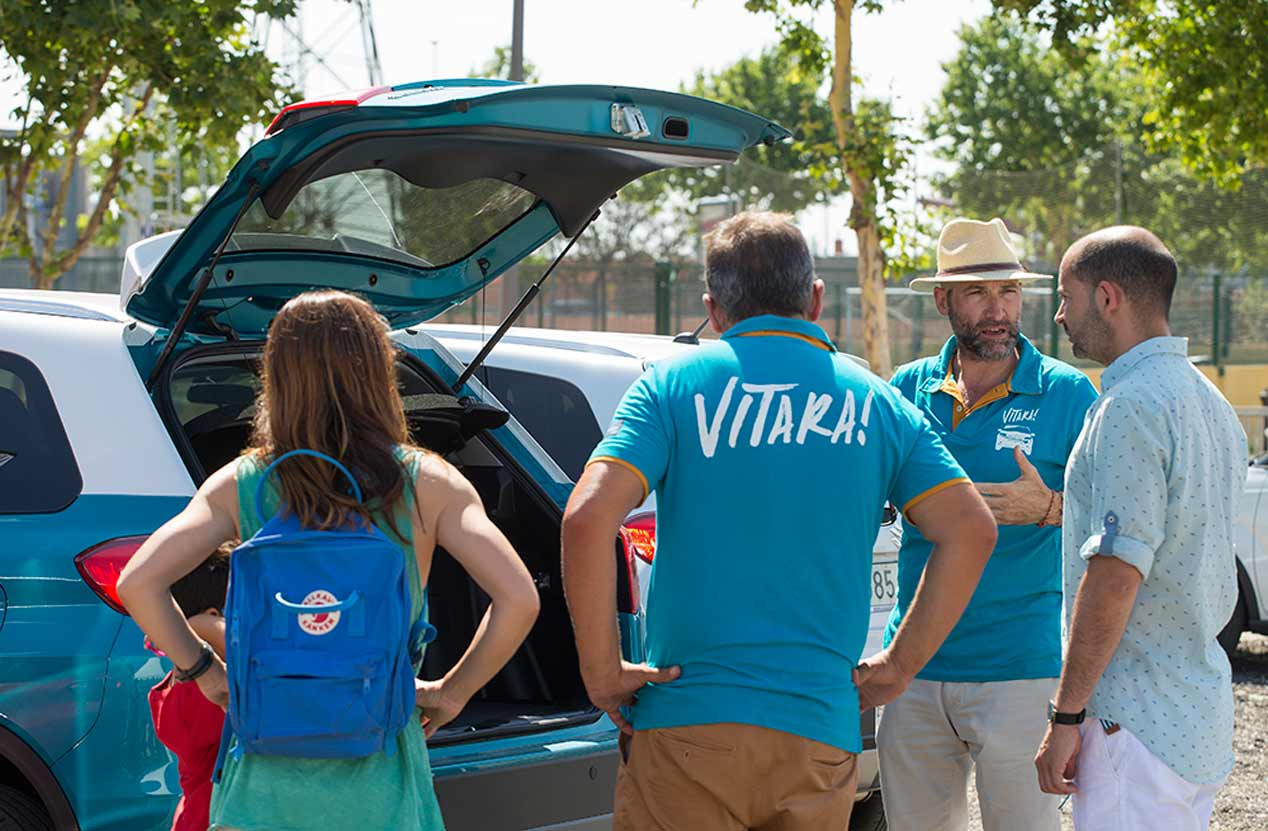 El Test The Best SUV 2017, en imágenes