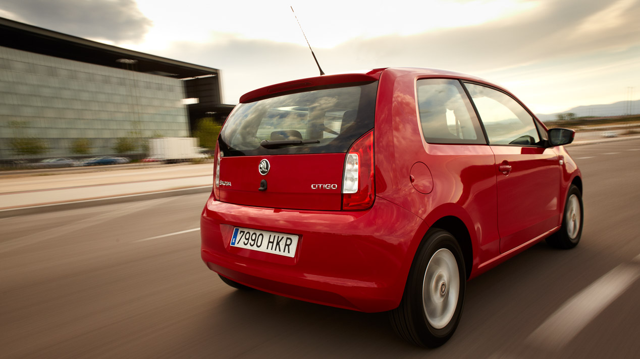 Skoda Element, un concept-car eléctrico para el verano