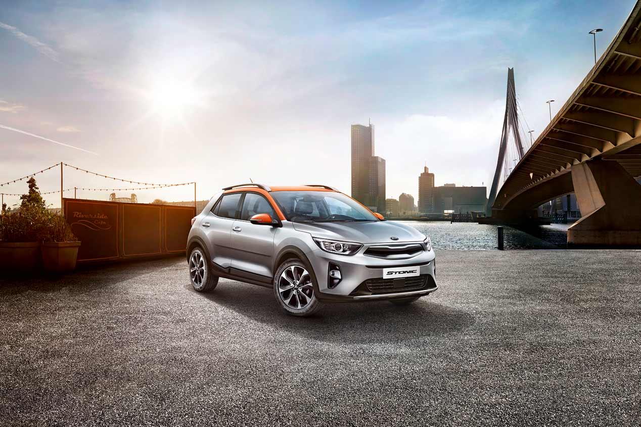 Kia Stonic, probamos el nuevo SUV urbano