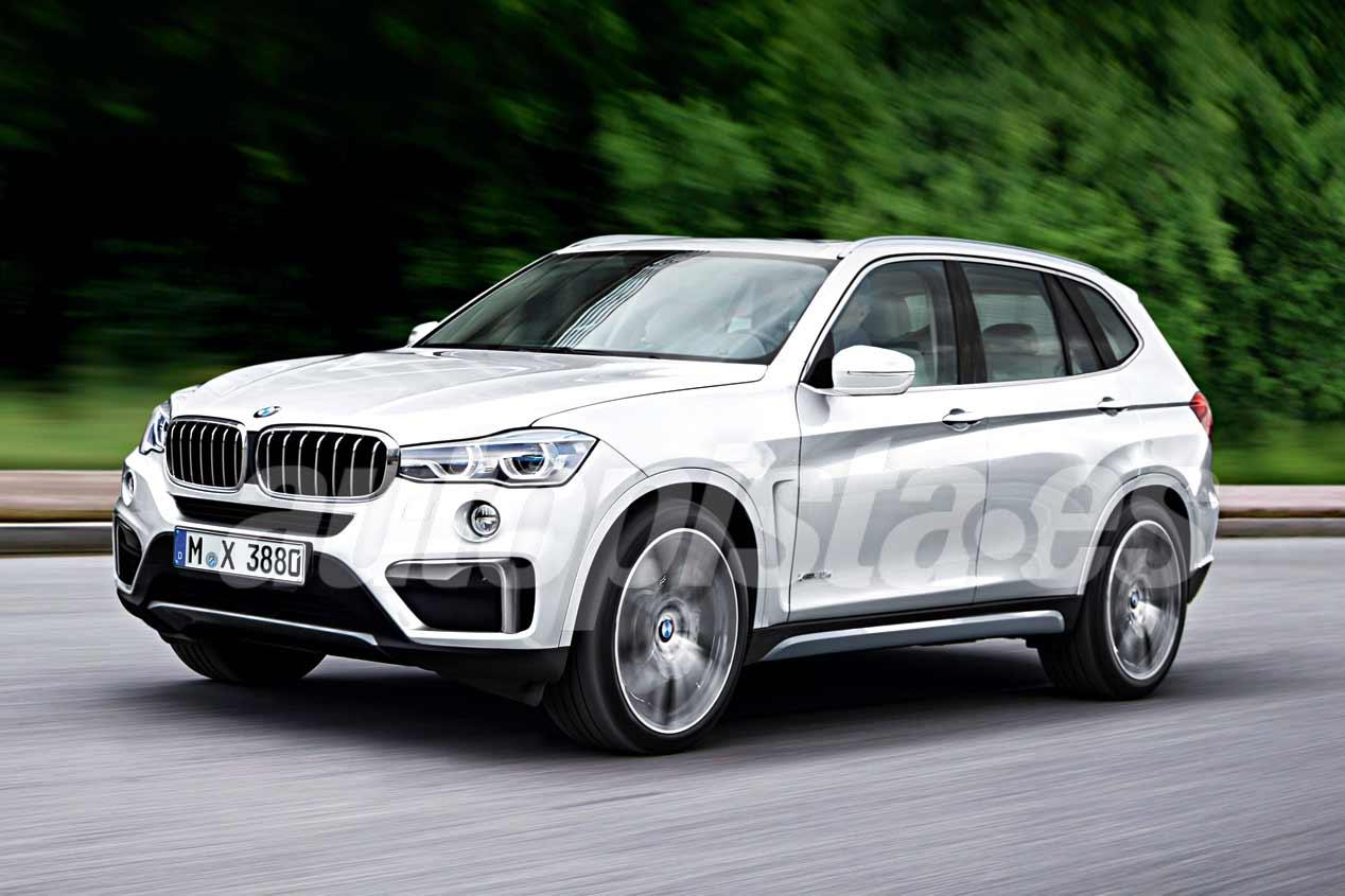 BMW X3: nueva generación lista en 2018