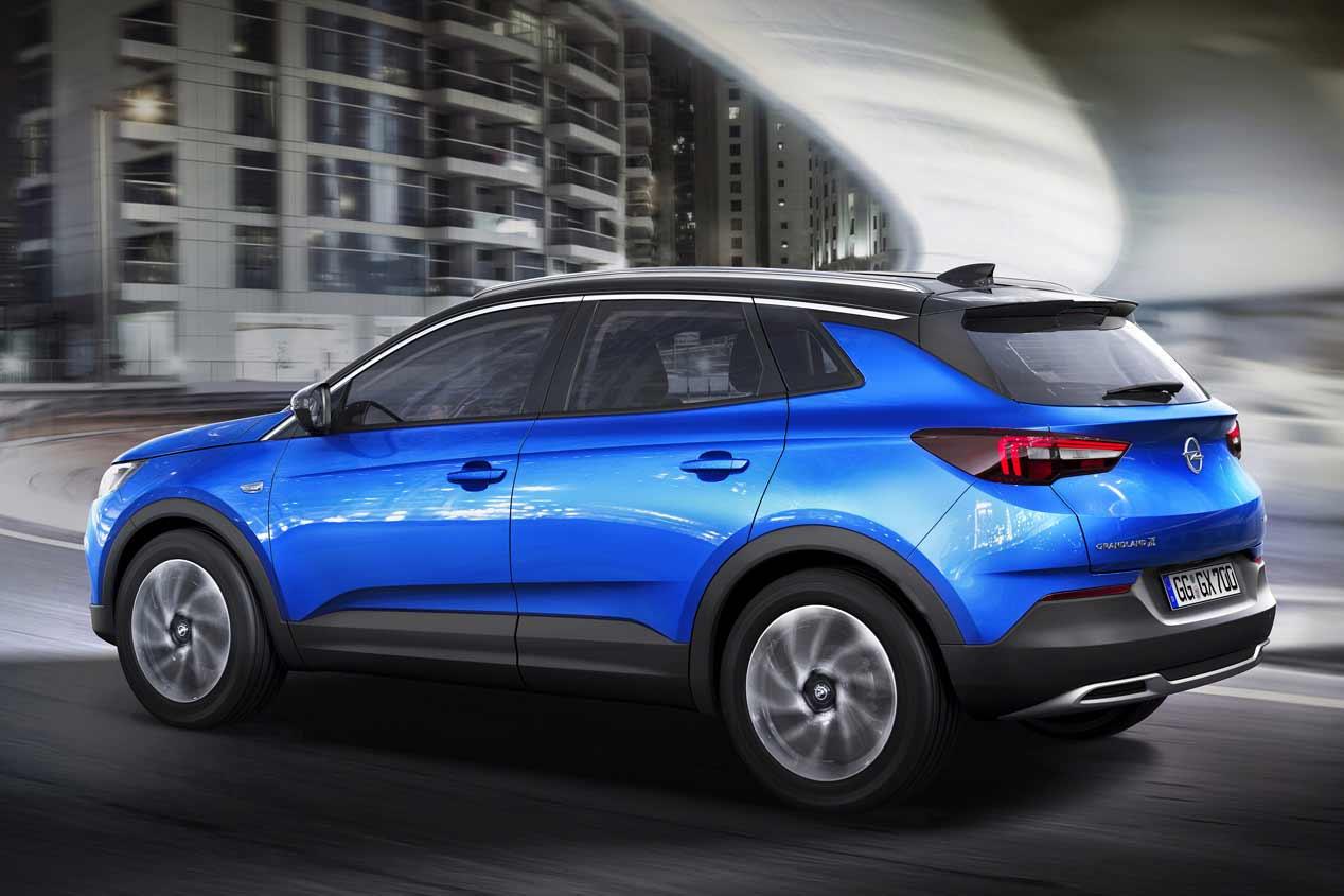 El Opel Grandland X será más económico que el Peugeot 3008