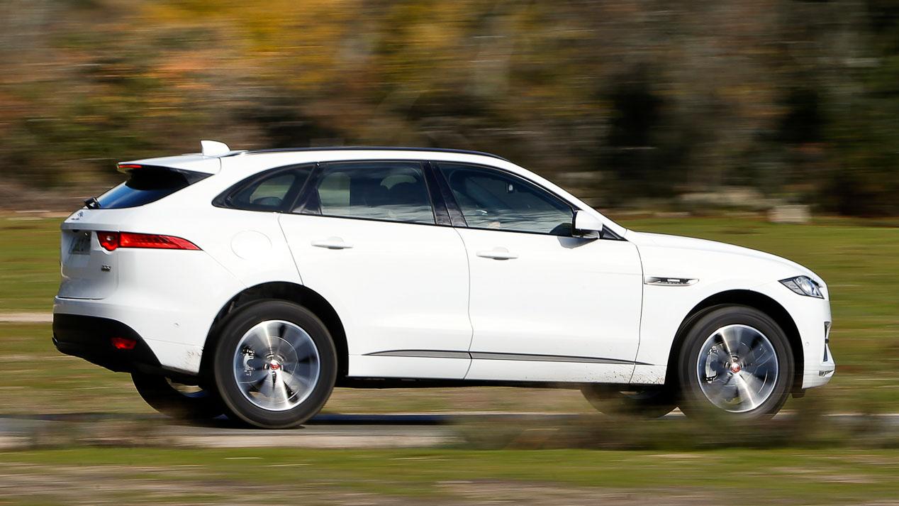 Jaguar E-Pace: a punto el nuevo SUV compacto de Jaguar
