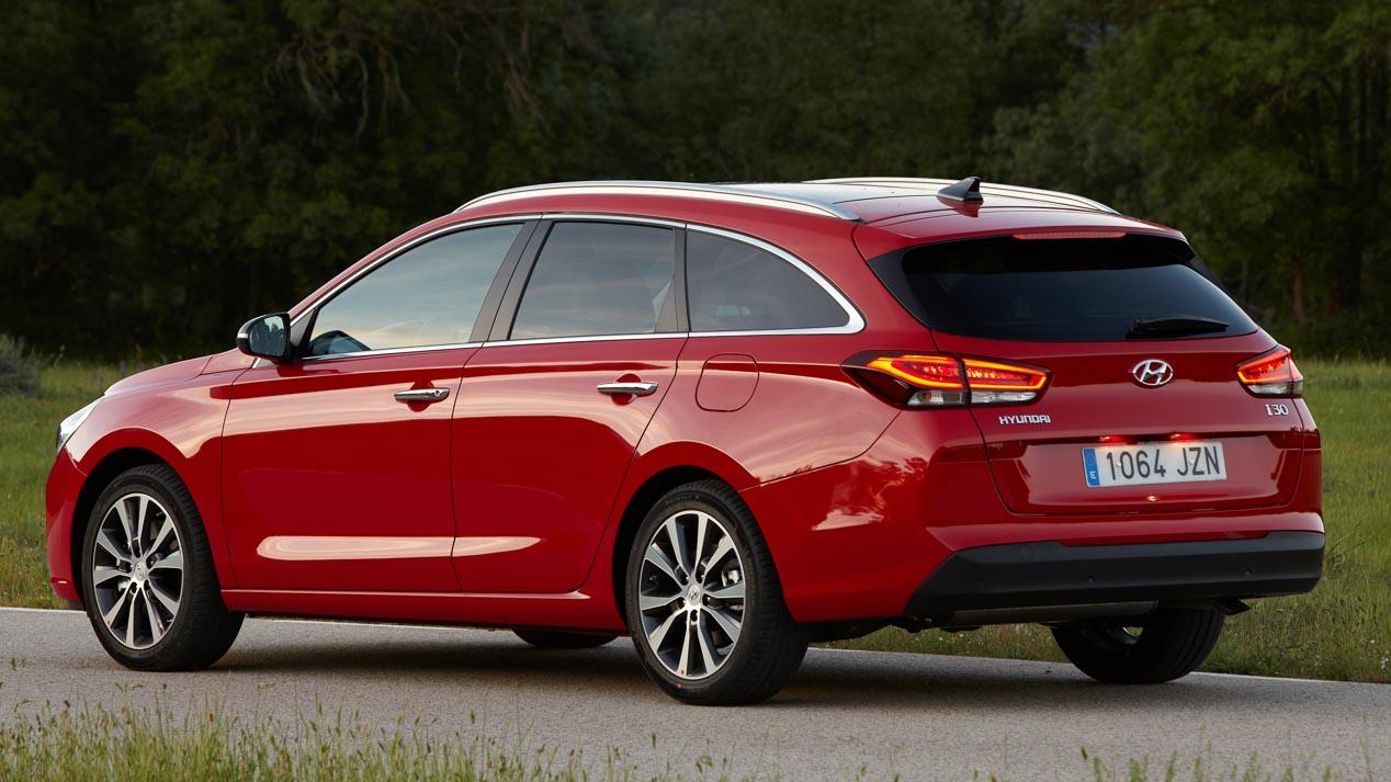 Se pone a la venta el Hyundai i30 CW