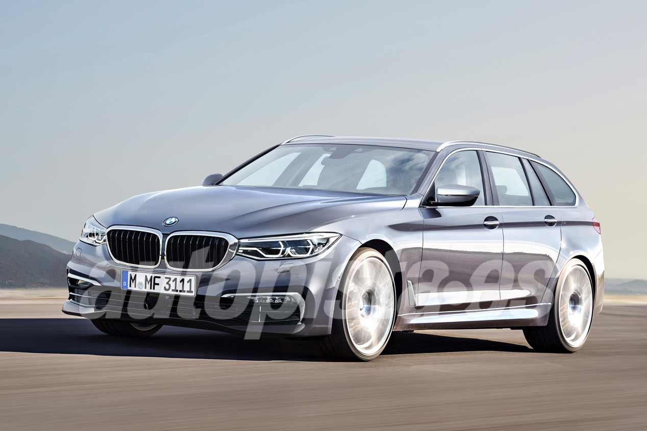 El BMW Serie 3 nuevo será realidad en 2019