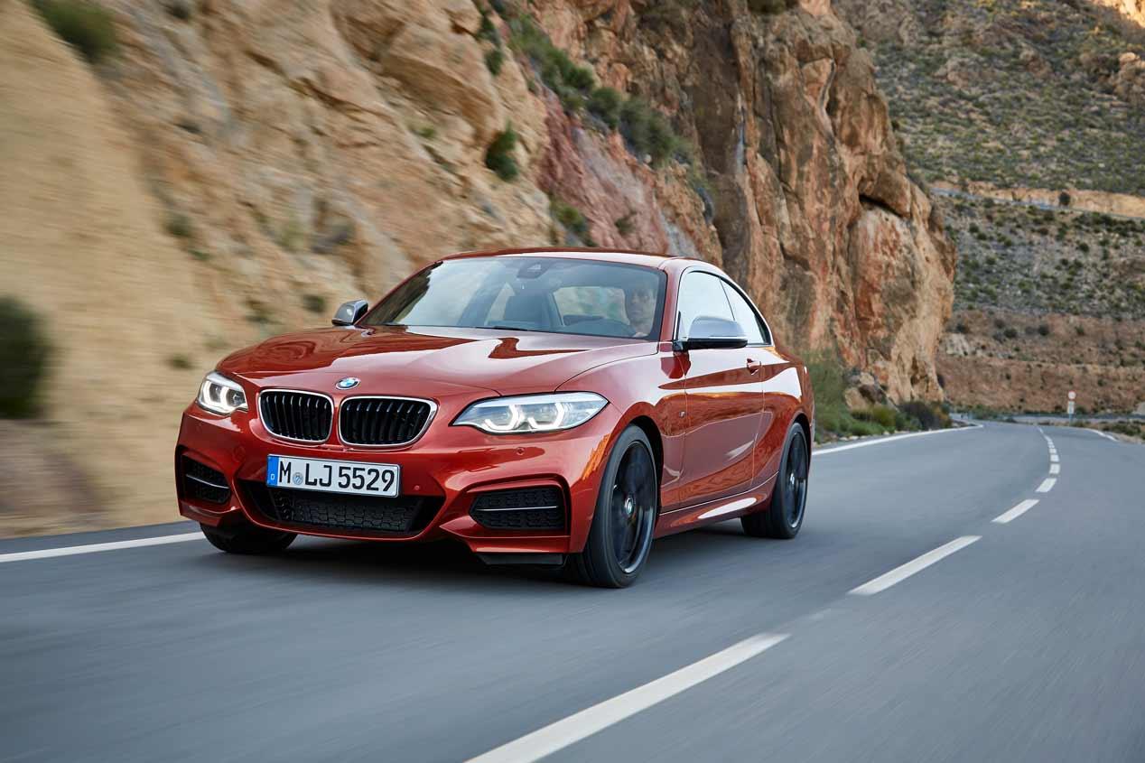 BMW Serie 2 Coupé y Cabrio 2017, sus mejores fotos