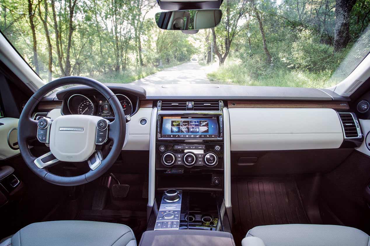 Probamos el Land Rover Discovery Diesel de 258 CV