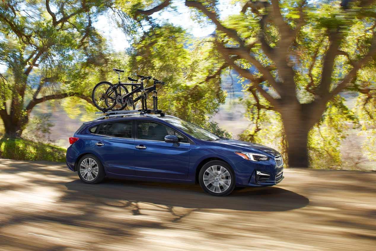 Subaru venderá su primer eléctrico en 2021