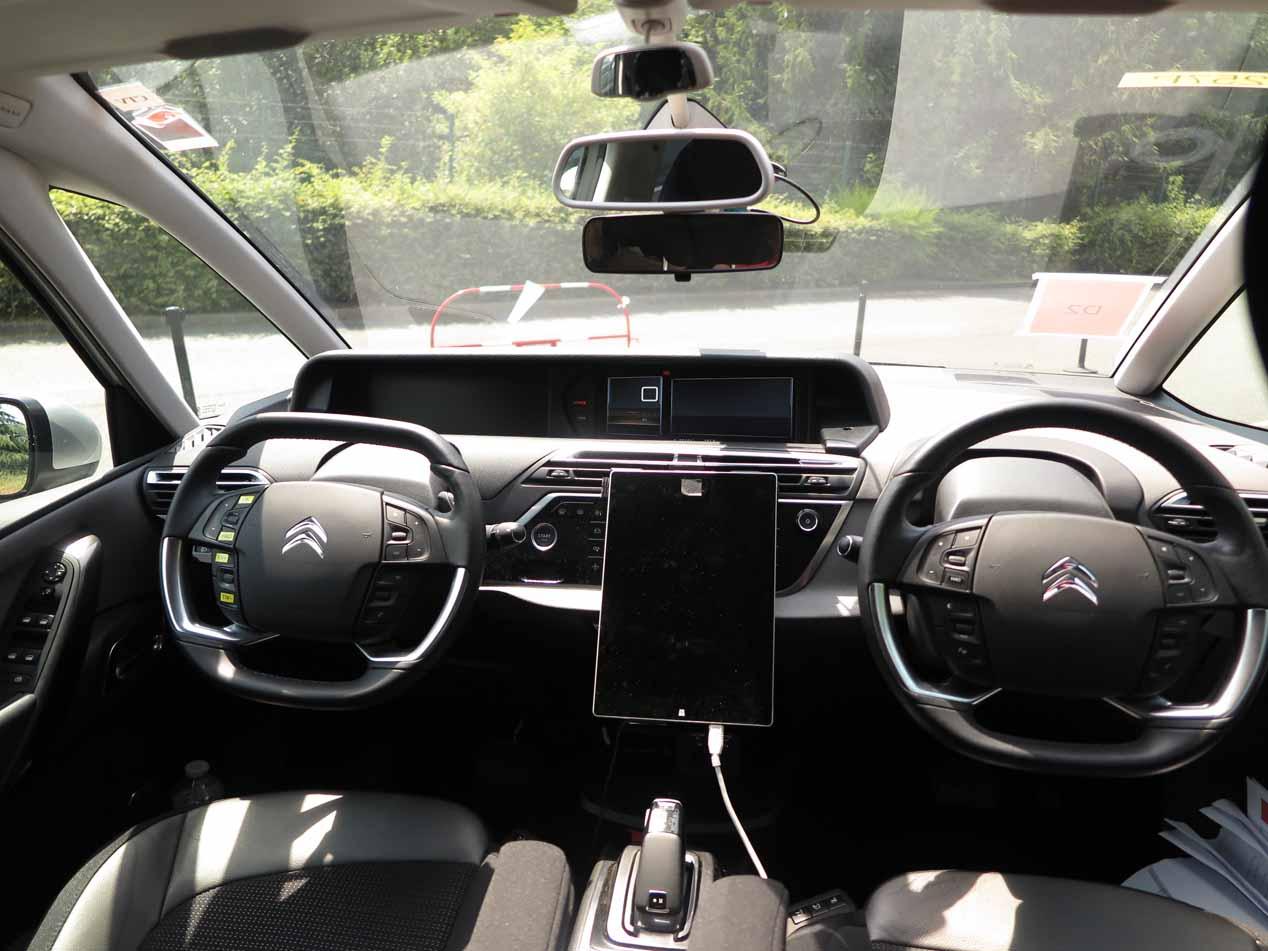 """PSA prepara AVA, """"la conducción autonónoma para todos"""""""