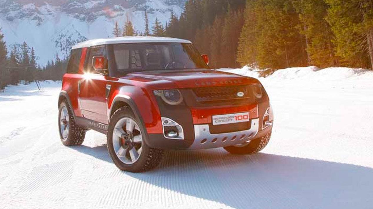 Land Rover Defender: el icono 4x4 volverá en 2018