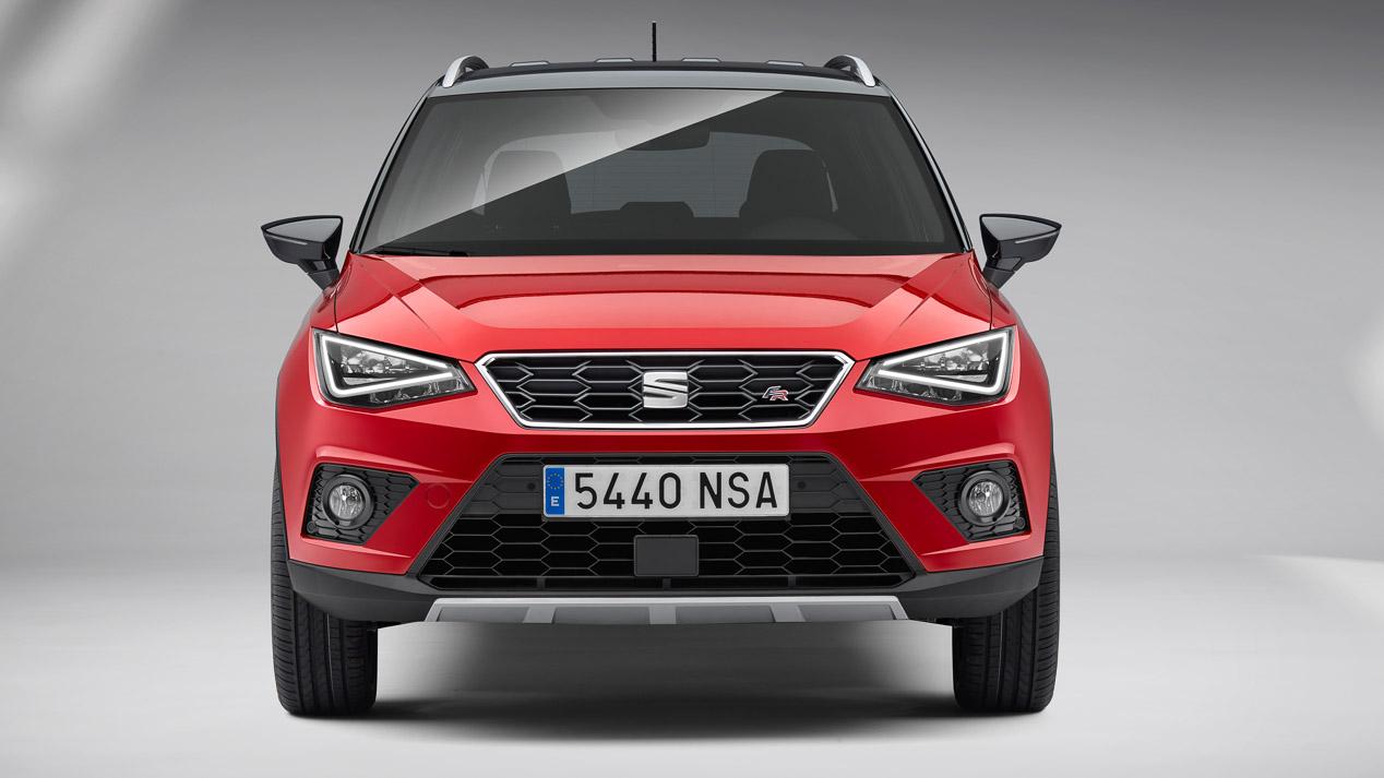 Seat Arona: así es el nuevo SUV, en fotos
