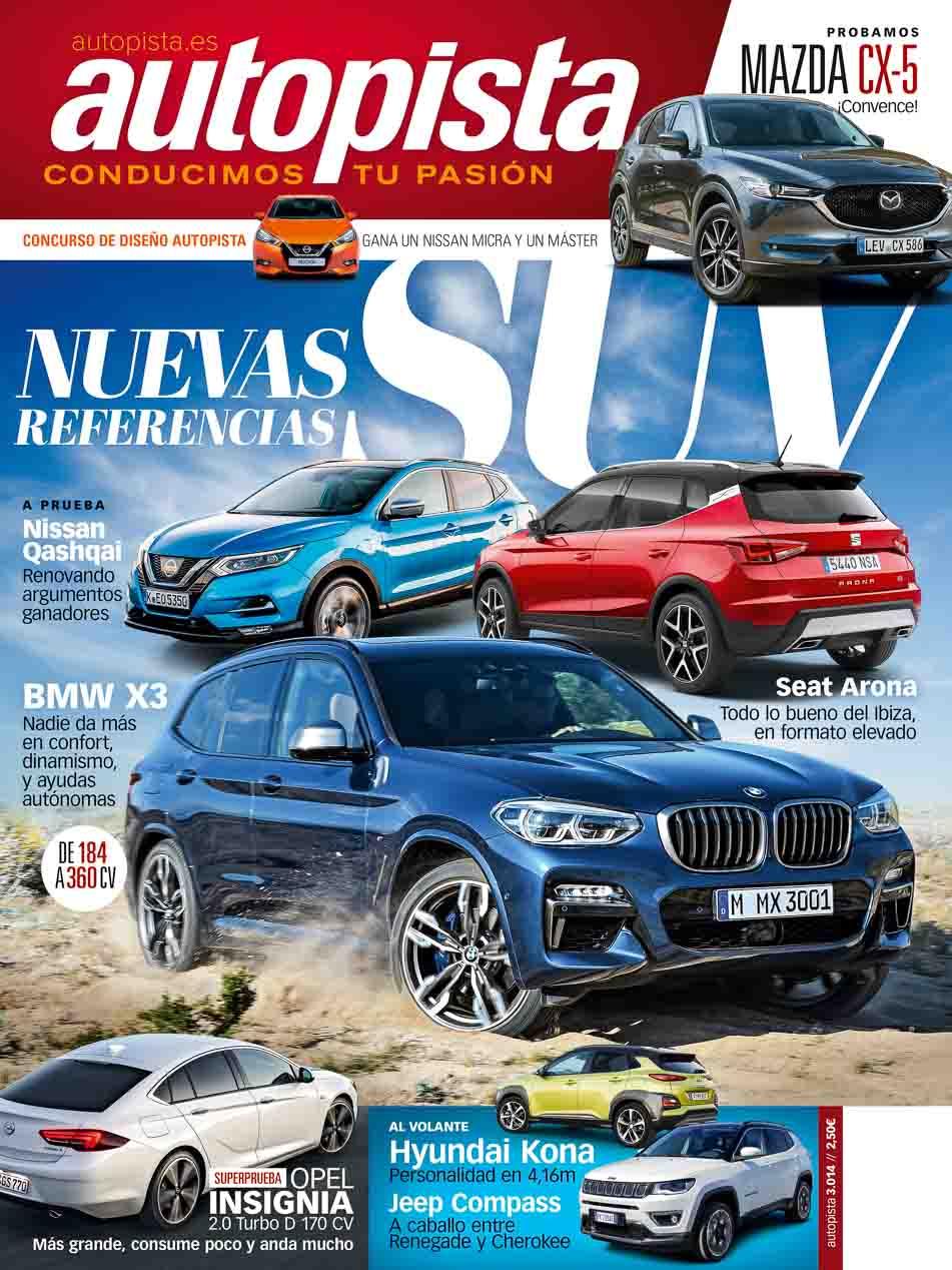 Revista Autopista 3.014: las mejores imágenes