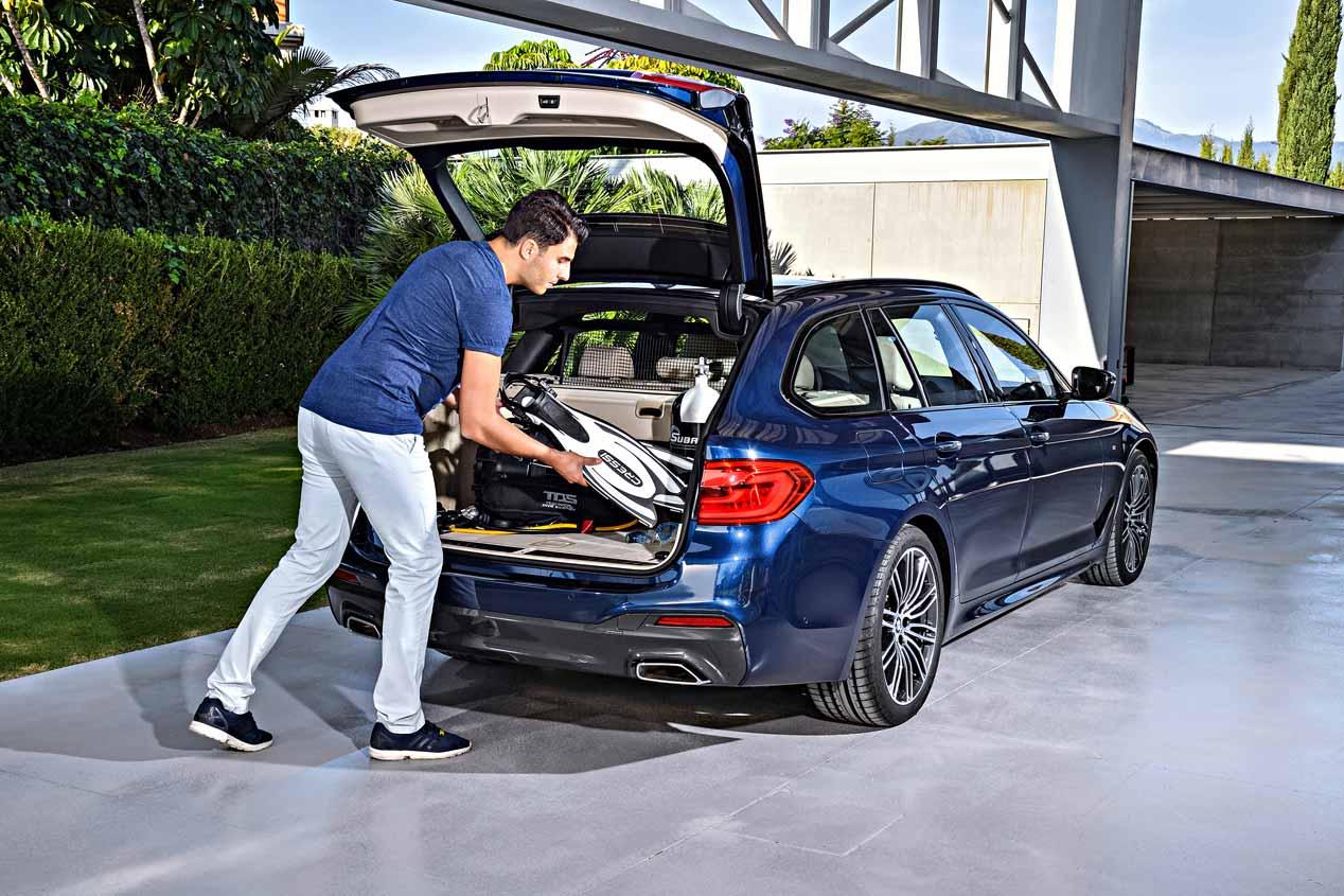 BMW 520d Touring Aut.:primeras impresiones