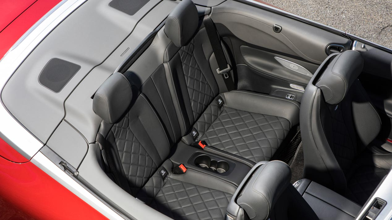 Mercedes Clase E Cabrio: cómodo, lujoso y muy avanzado