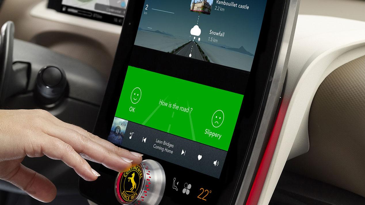 Continental Tech Show 2017, nuevas tecnologías para el coche