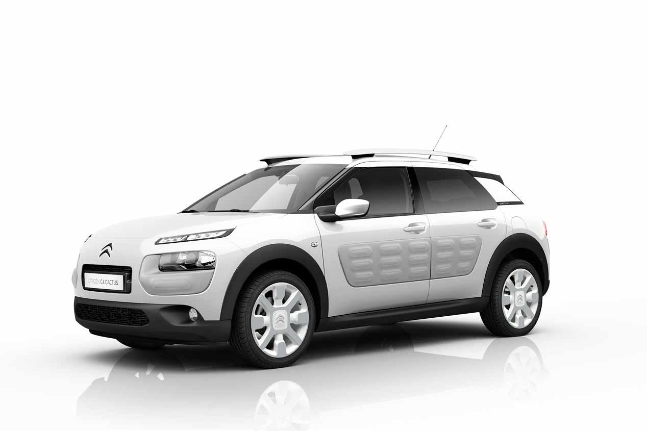 Lo nuevo de Citroën: C3 Aircross, C5 Aircross, nuevo C4 Cactus...