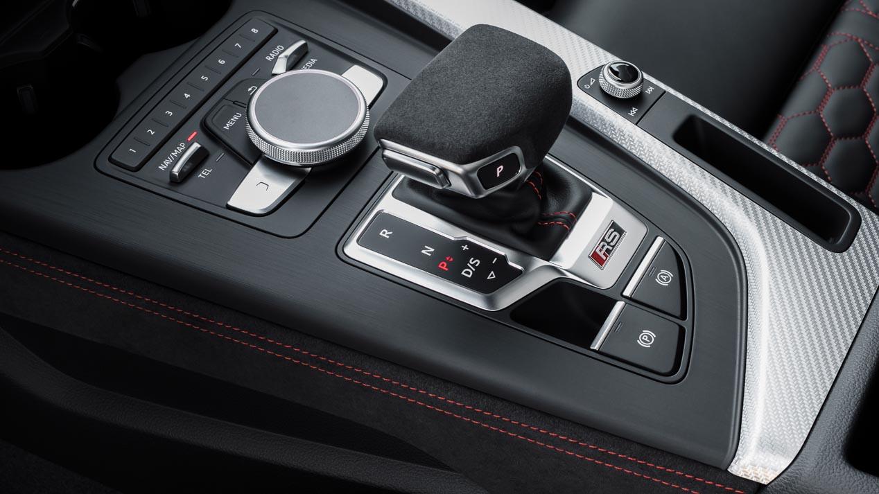 Audi RS 5, coupé de alta tensión