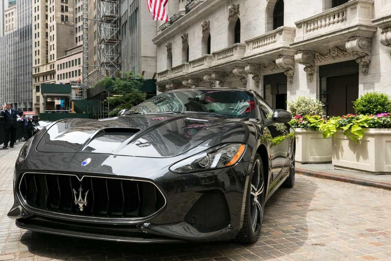 Maserati GranTurismo 2018: el gran deportivo, renovado