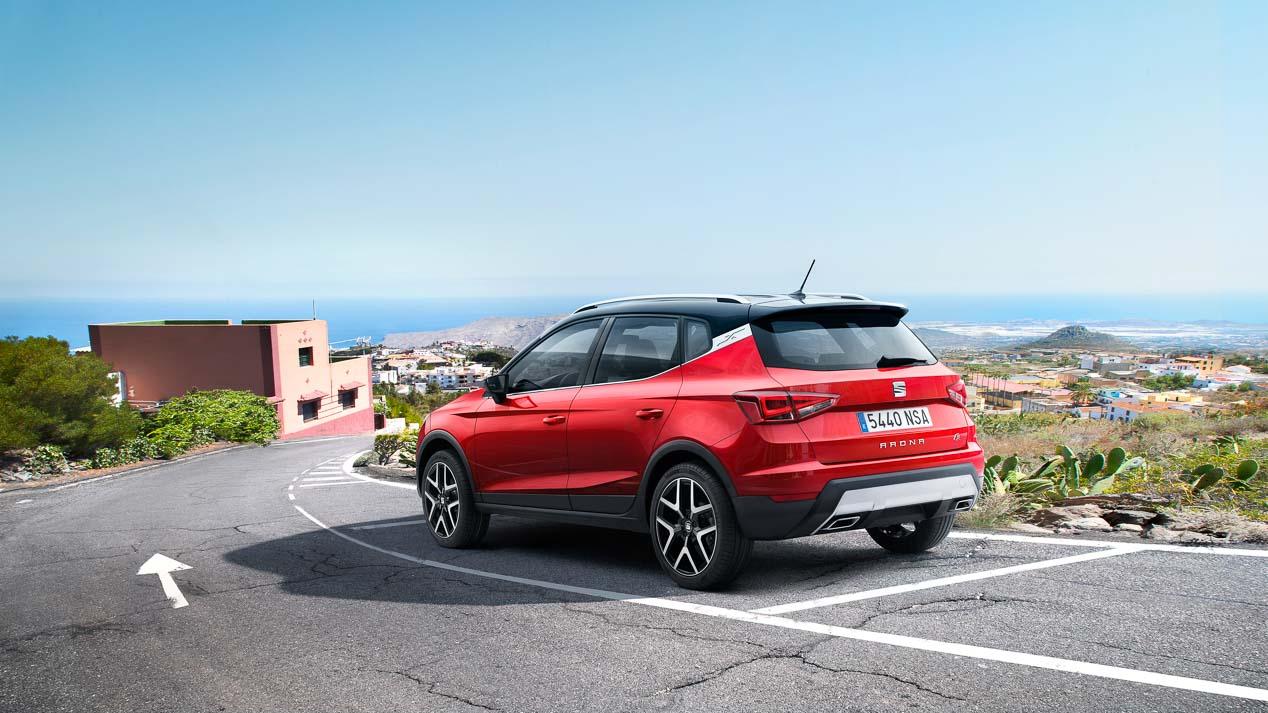 Seat Arona, aquí tienes el primer video del nuevo SUV