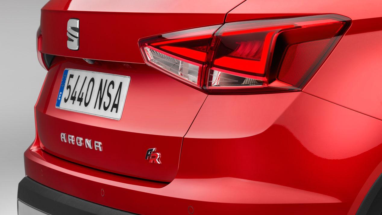 Seat Arona, Hyundai Kona y Renault Captur, las mejores imágenes
