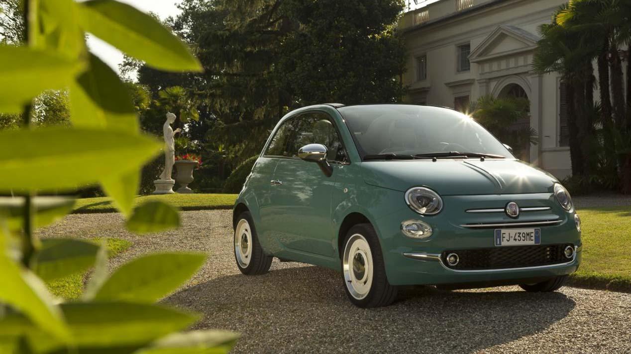 Fiat 500 Aniversario, 60 años de éxito