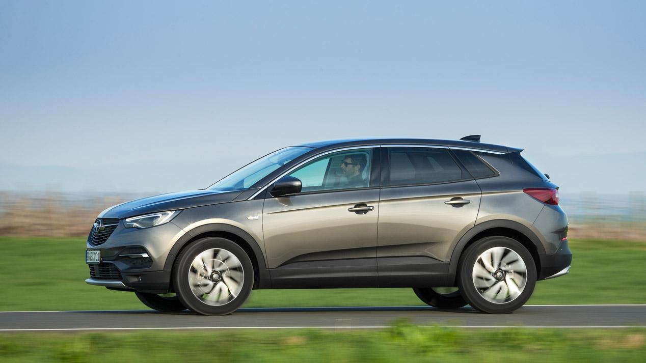 El nuevo Opel Grandland X: precios en España