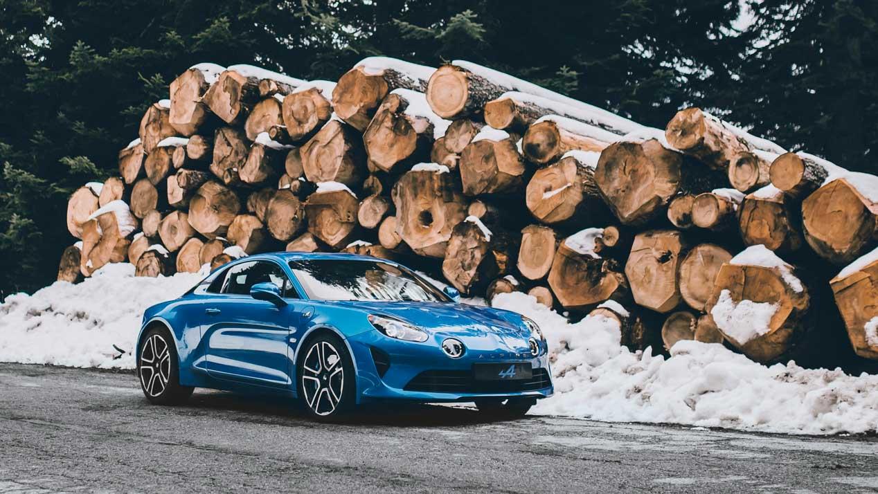 Así es el nuevo Alpine A110, al descubierto