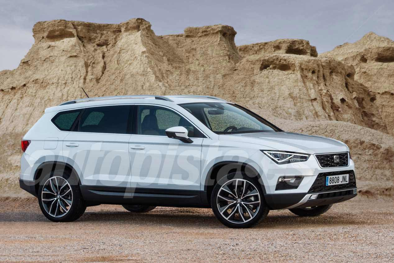 Seat presentará seis nuevos coches hasta 2020