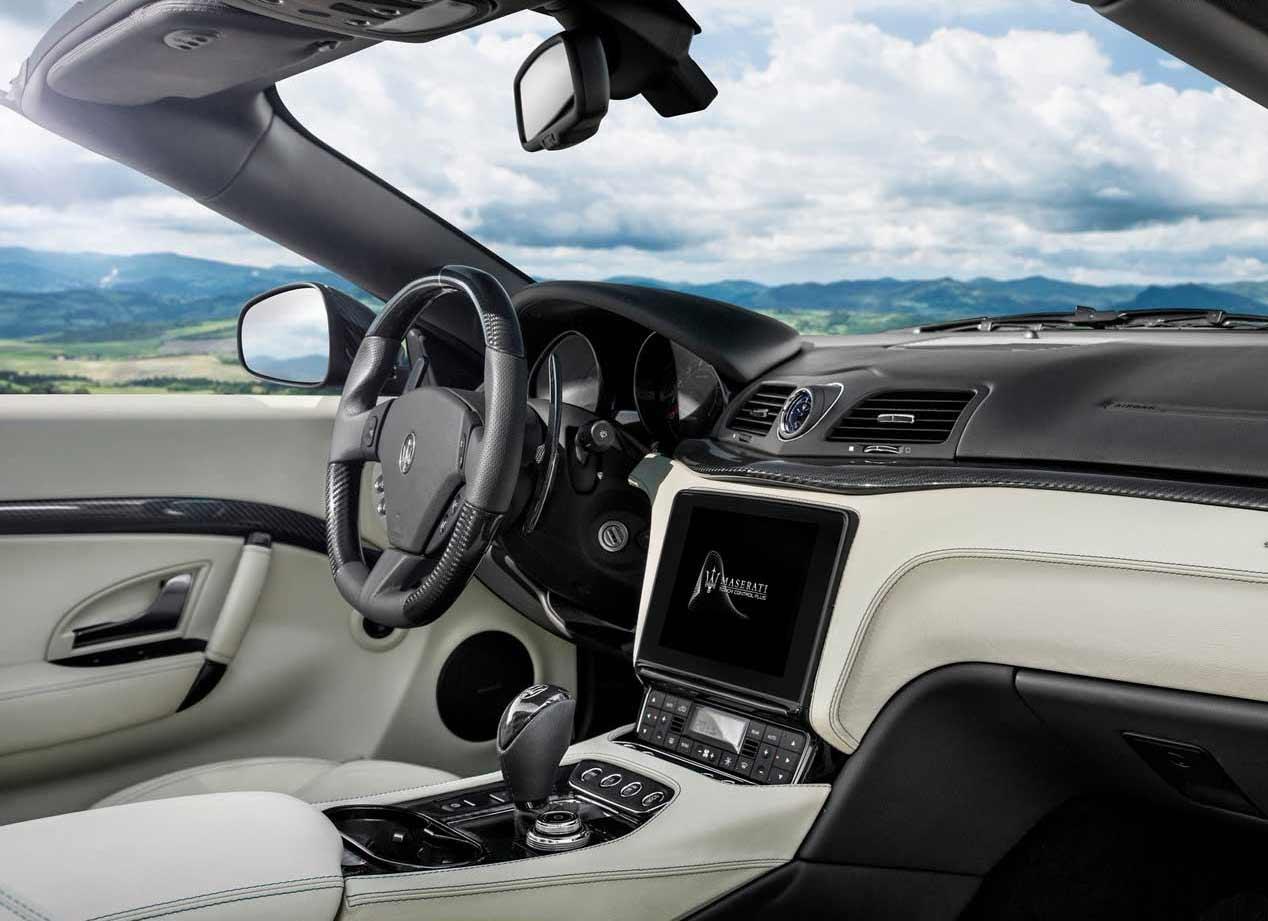 Maserati GranCabrio 2018, aún más bello