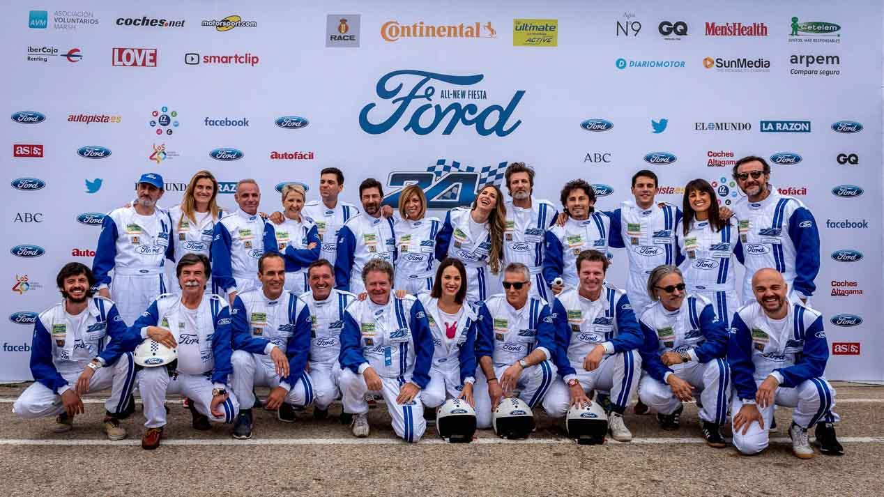 24 horas solidarias de Ford, por una buena causa