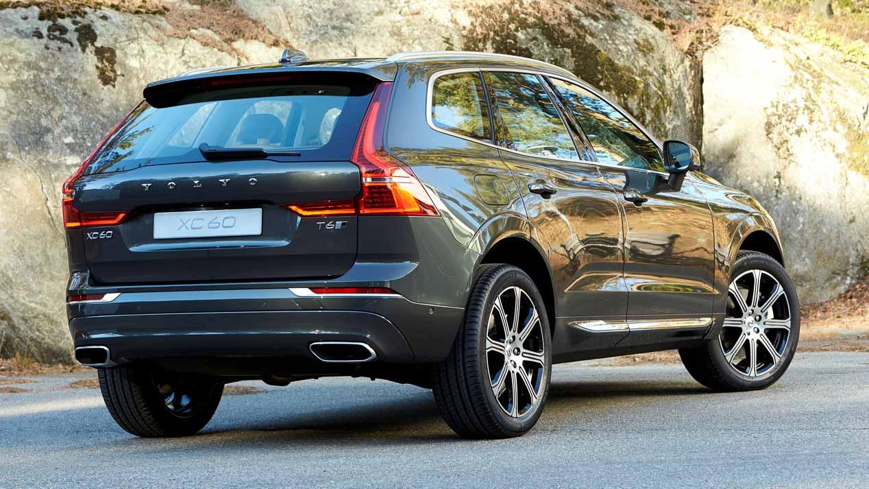 Volvo XC60 vs Mercedes GLC: duelo de grandes SUV